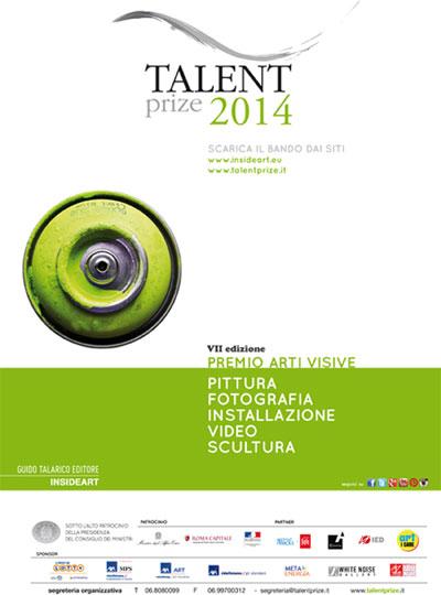 Talent-Prize-2014-manifesto
