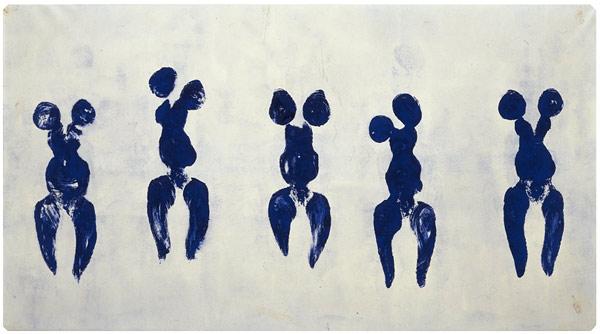 Antropometria dell'epoca blu