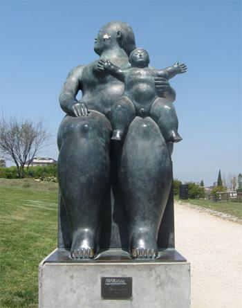 botero-maternita