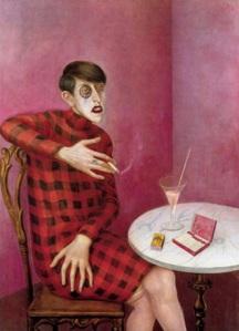Ritratto della giornalista Sylvia Von Harden