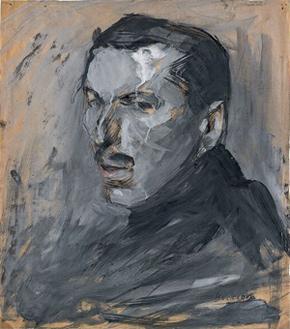 Autoritratto, Umberto Boccioni