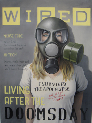 Wired Apocalypse Issue