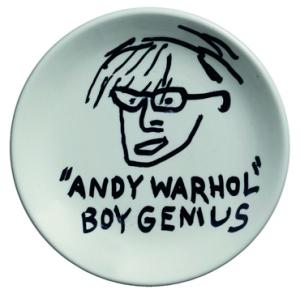 """""""Andy Warhol"""" Boy Genius"""