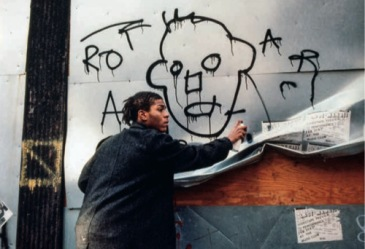 basquiat-writer