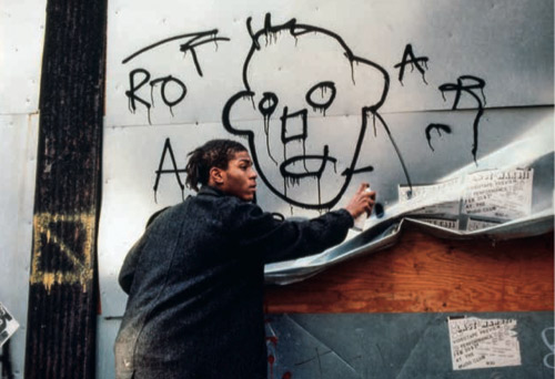 basquiat-writer