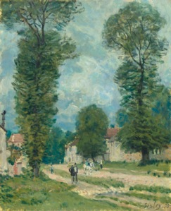 La strada di Versaille