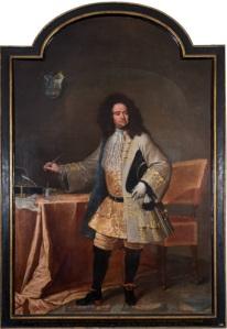 Ritratto di Giovanni Francesco Rossi Poggi Marsili