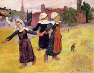 Il Girotondo delle piccole Bretoni
