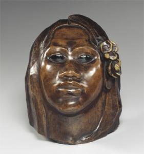 Tehura detto anche Testa di tahitiana