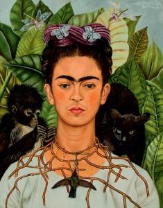 Autoritratto di Frida Kahlo