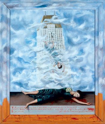 Il suicidio di Dorothy Hale