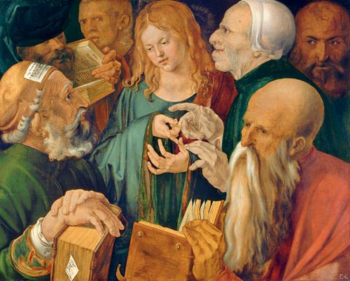 Gesù fra i dottori