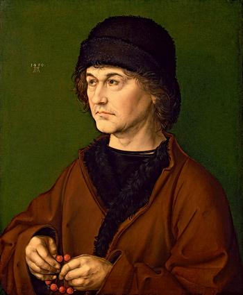 Ritratto di Albrecht Dürer il vecchio