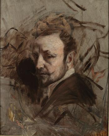 Autoritratto di Giovanni Boldini