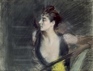 Madame X, la cognata di Helleu