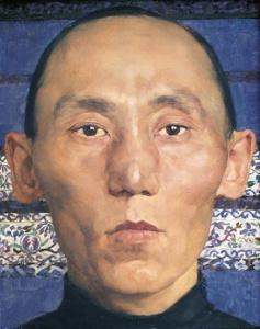 Mongolo - Lotte Laserstein