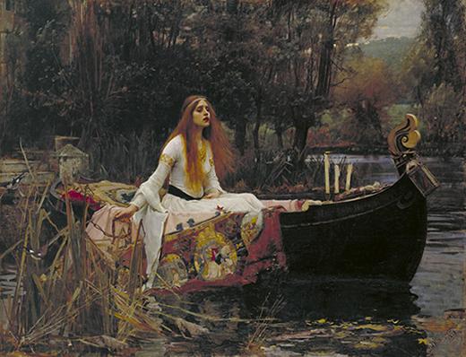 Lady di Shalott