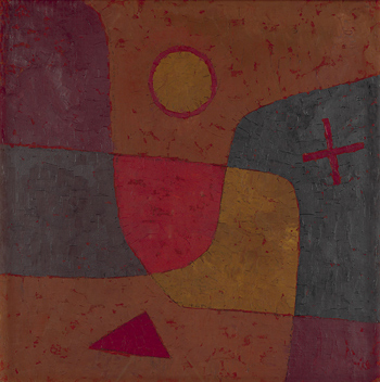 Angelo in divenire - Paul Klee