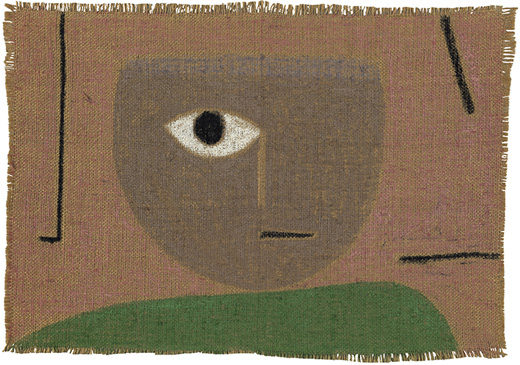 L'occhio - Paul Klee