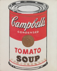 Lattina di zuppa Campbell's - Andy Warhol
