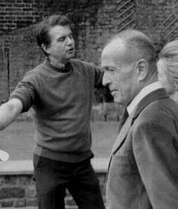 Francis Bacon e Michel Leiris